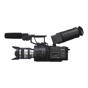 Sony_NEX-FS700+SONY 18-200mm f 3.5-6.3 AF MF