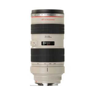 Canon Zoom lens EF 70-200  f 2.8 L