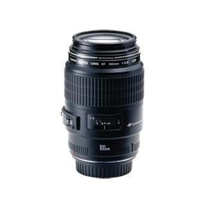Canon macro lens EF 100mm f 2.8