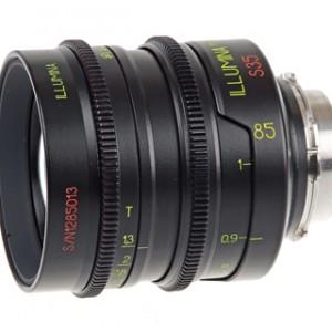 ILLUMINA MK-II 85mm