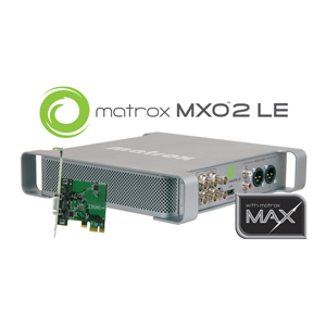 MATROX MXO2 LE