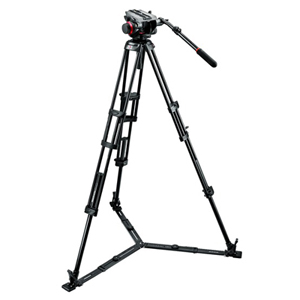 Manfrotto 546GB c головой  504HD